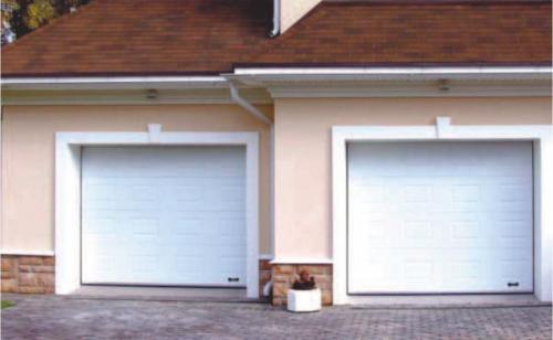 Residential Sectional Garage Doors